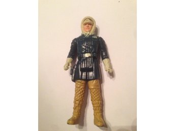STAR WARS VINTAGE HAN SOLO HOTH PINK FACE