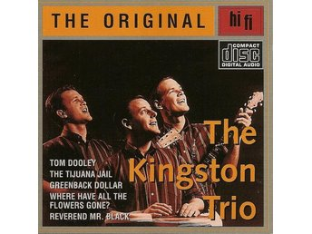 CD Kingston Trio  The original