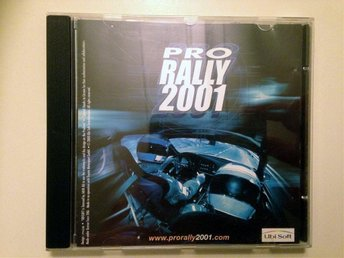 Pro Rally 2001 (2000) Ubi Soft PC Win 98