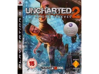 PS3 - Uncharted 2: Among Thieves (Beg)