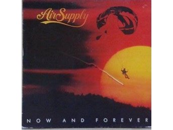 Air Supply title*  Now And Forever* EU LP