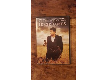 The Assassination Of Jesse James / Brad Pitt / DVD 2008