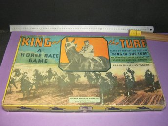 King of the Turf, Gammalt MB USA 1940-tal ?, Komplett