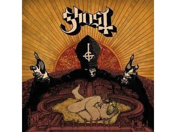 GHOST Infestissumam White / Orange Opaque Limited 1500