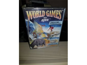 WORLD GAMES till Commodore 64