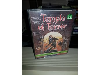 TEMPLE OF TERROR till Commodore 64