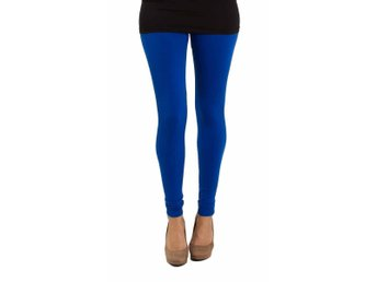 NYTT X-LARGE TERMO GIRLS EXTRA WARM BLUE TERMO LEGGINGS