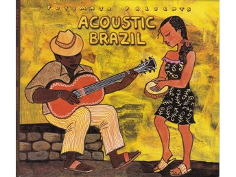 Various Artists - Acoustic Brazil
