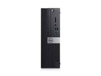 Dell Optiplex 7060 SFF i5-8500 8GB 256GB SSD Intel UHD630 DVD RW W10P 3Y Basic