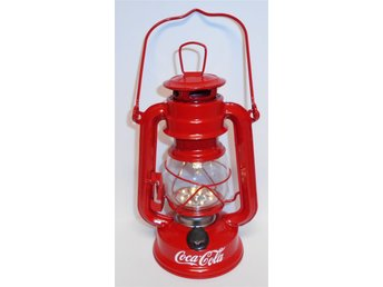 COCA COLA LED LYKTA