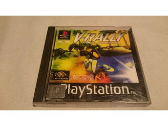 Playstation - PS0NE / V-RALLY 97 Championship Edition (M)