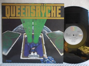 QUEENSRYCHE - THE WARNING - EMI 1C 064 24 0220 1