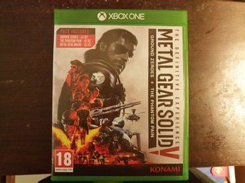 METAL GEAR SOLID V - Definitive Experience. - XBOX ONE