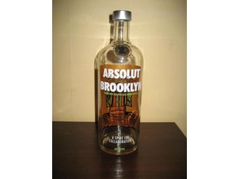 REA - Absolut Brooklyn 1l - REA - Dalby - REA - Absolut Brooklyn 1l - REA - Dalby