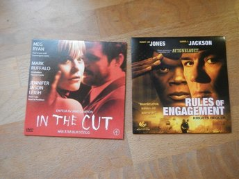 In the cut + Rules of engagement  (2 DVD)