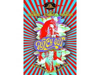 Helvetesgänget / Psych-Out (1968) Richard Rush, Susan Strasberg, Dean Stockwell