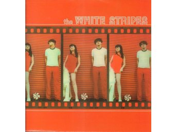 THE WHITE STRIPES - THE WHITE STRIPES. LP