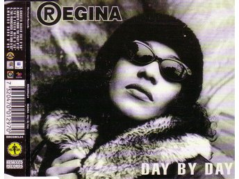 Regina-Day by day / 5-låtars enhanced CD-singel