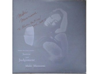 Maki Mannami title* Justice And Judgement* Electronic Leftfield, Abstract Japan