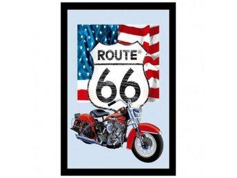 Route 66 Spegeltavla - örebro - Route 66 Spegeltavla - örebro