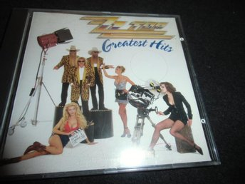 ZZ Top - Greatest hits - CD - 1992