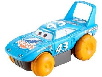 Disney Pixar Cars Bilar Mcqueen Plast Hydro Bad Flyter Kungen 43 Pullback NY - Uddevalla - Disney Pixar Cars Bilar Mcqueen Plast Hydro Bad Flyter Kungen 43 Pullback NY - Uddevalla