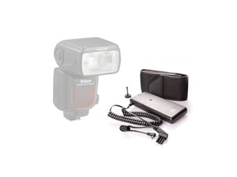 Phottix Flash External Battery Pack (takes 8 AA batteries) for Nikon Speedlights