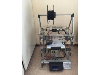 3D skrivare / 3D printer Turnigy Fabrikator - Bro - 3D skrivare / 3D printer Turnigy Fabrikator - Bro