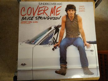 Bruce Springsteen - Cover Me (Undercover Mix), LP
