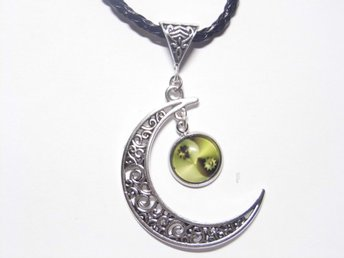 Ying Yang Halsband / Necklace