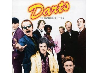 Darts: Platinum collection 1977-80 (CD)
