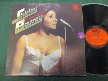 "Shirley Bassey ""The Nearness Of You"""