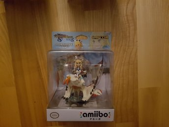 Nintendo Amiibo. Monster Hunter Stories - Berioros (Hyoga) & Ayuria. Ny
