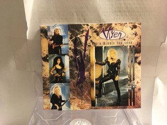 VIXEN - NOT A MINUTE TO SOON