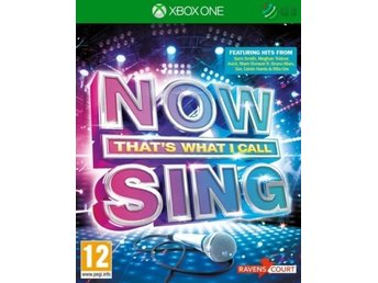 Now That's What I Call Sing + Mikrofon - Xbox One