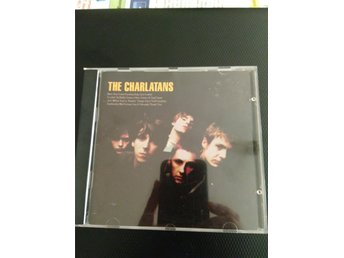 The Charlatans :S/T,CD,rare,1995 Beggars Banquet Records,Britpop Rock aktigt