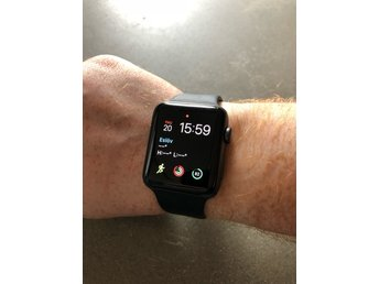 Apple watch series 3 42mm space grey gps