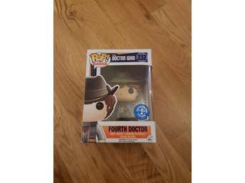 Funko POP! Doctor Who - Fourth Doctor (Nr 232). Ny