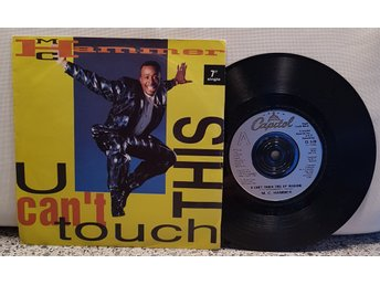 MC Hammer - U can´t touch this (singel)