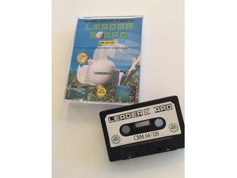 Leader Board C64 spel