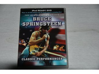 Bruce Springsteen - The Broadcast Archives - Classic Performances