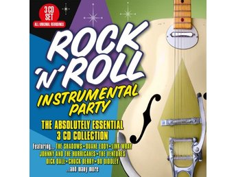 Rock'n'roll Instrumental Party (3 CD)