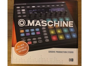 Nativeinstruments Maschine MK2 (svart)