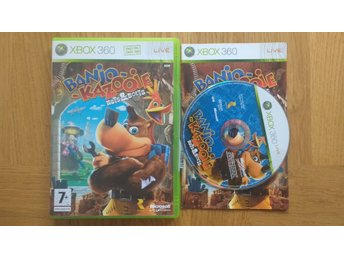 Xbox 360: Banjo-Kazooie: Nuts and Bolts