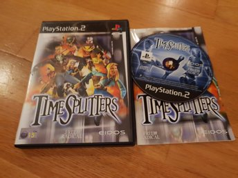 TIMESPLITTERS PS2 BEG