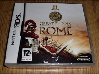 DS: Great Empires Rome