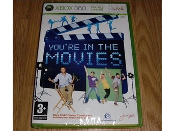 Xbox 360: You´re in the Movies