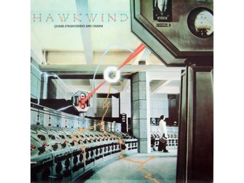HAWKWIND - Quark Strangeness and Charm (clear) - 2xLP - RSD15 - NY - FRI FRAKT