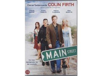Main Street - 2010 - DVD - NEW - Colin Firth, Orlando Bloom - Bålsta - Main Street - 2010 - DVD - NEW - Colin Firth, Orlando Bloom - Bålsta