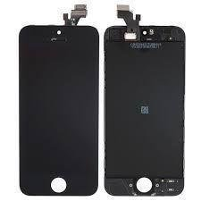 LCD+Touch display+Ram Svart Iphone 5
